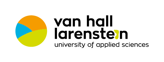 Image result for van hall larenstein logo